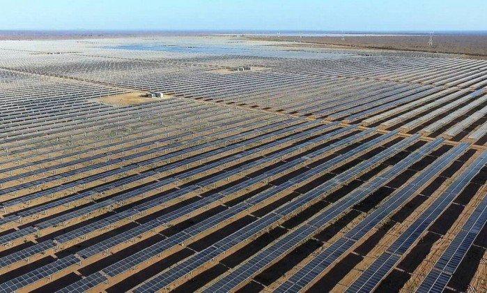 Enerl inaugura parque solar no Piauí